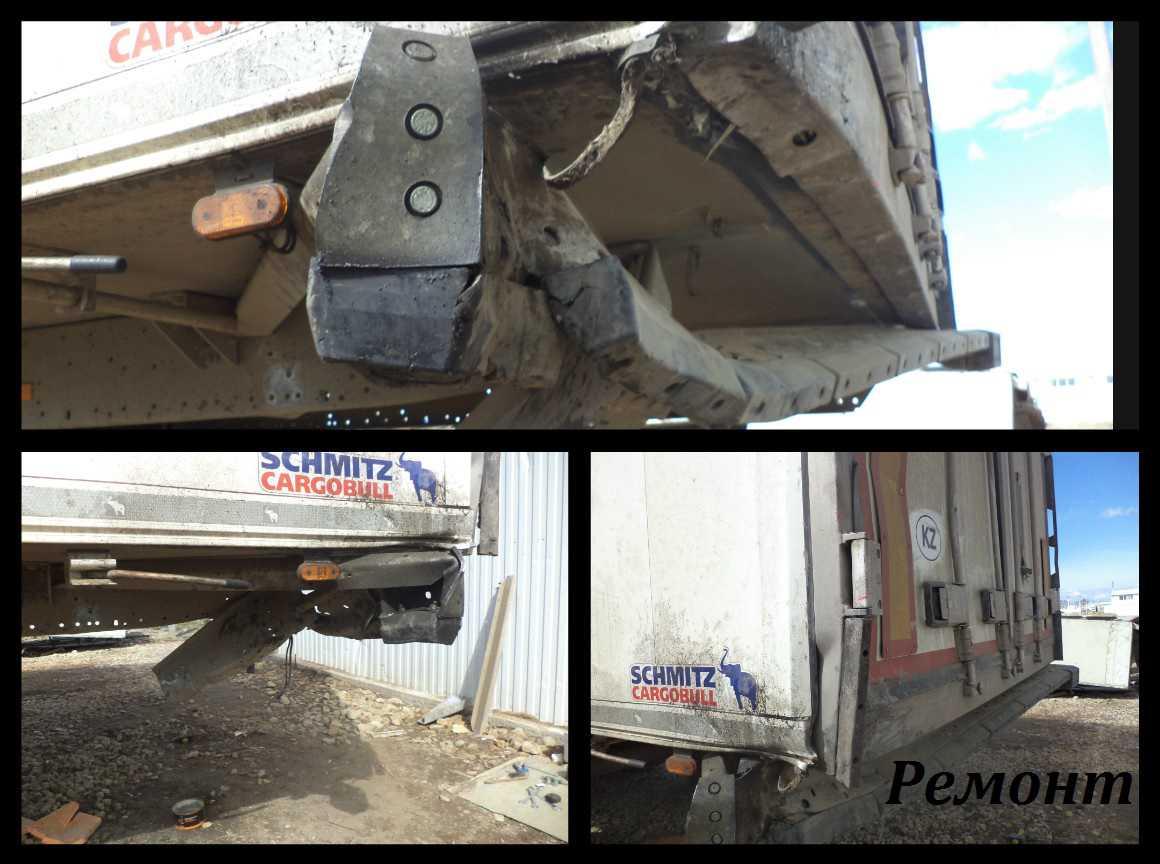Ремонт грузового кузова